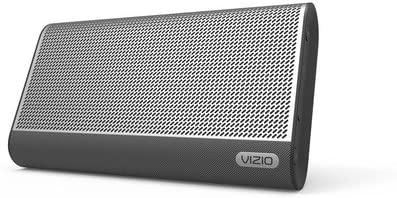 VIZIO SP30-E0 Smart Cast Crave Go Multi-Room Wireless Speaker, Gray (2017 Model)