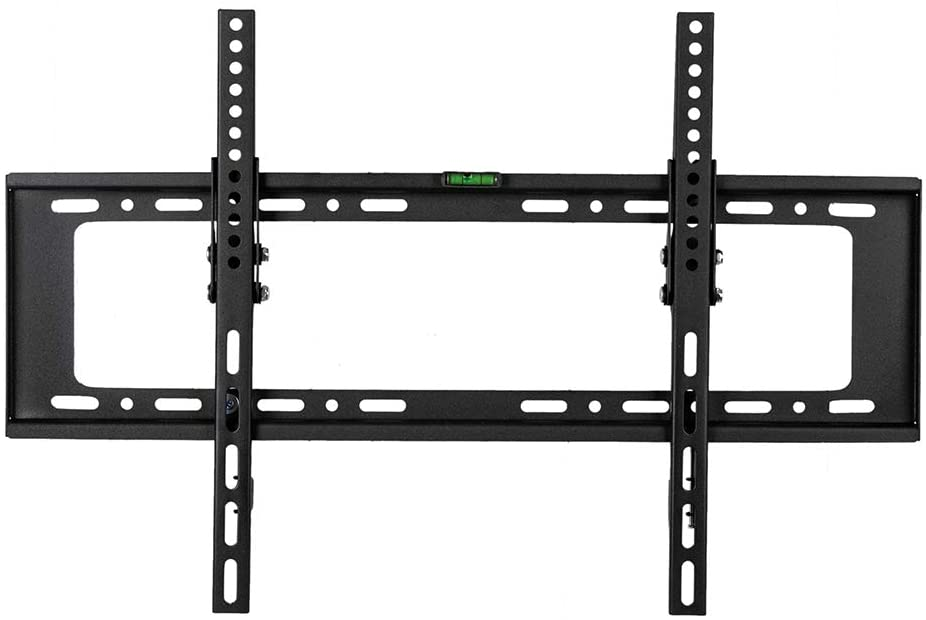 AYNEFY TV Wall Mount, Heavy Duty TV Bracket High Strength TV Mount Holder with Sprit Level, Load Capacity 110lb/50kg, Max VESA 600 x 400 mm Perfect for 32
