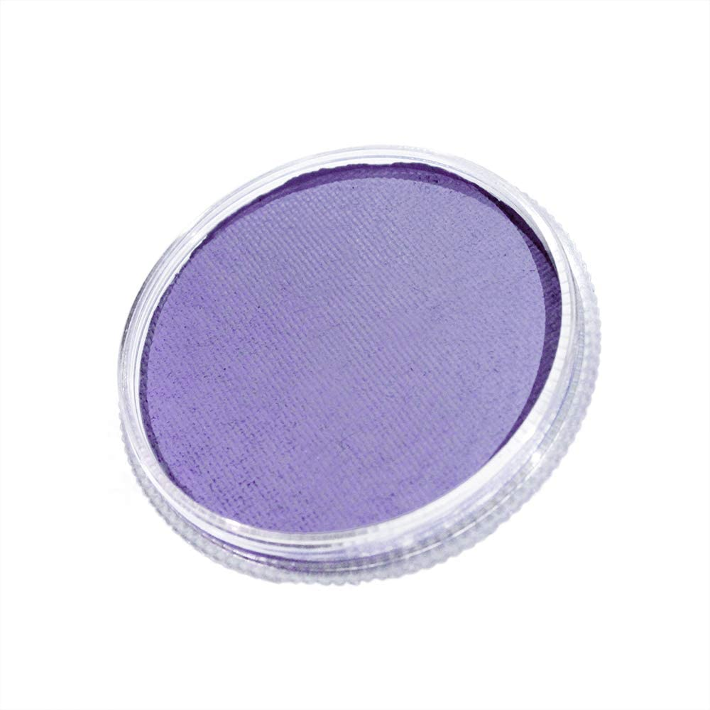 OPHIR Face Painting-30g Face Paint Body Paint Kit Basic Color Pigments for Halloween Stage Makeup Adults & Children Kids, Water Base, Easy to Clean (Violet)