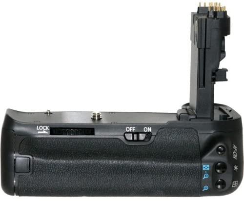 BM Premium Battery Grip for Canon EOS 60D Digital SLR Camera (Replacement For BG-E9)