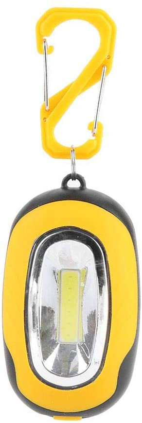 VGEBY 2 Pcs Outdoor Camping Lamp, Portable Lightweight LED Camping Lantern for Emergency, Hurricane, Power Outage