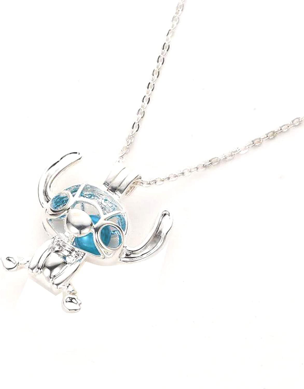 Blingsoul Statch Gifts Leelu - Leelu Necklace Christmas Jewelry Merchandise for Women
