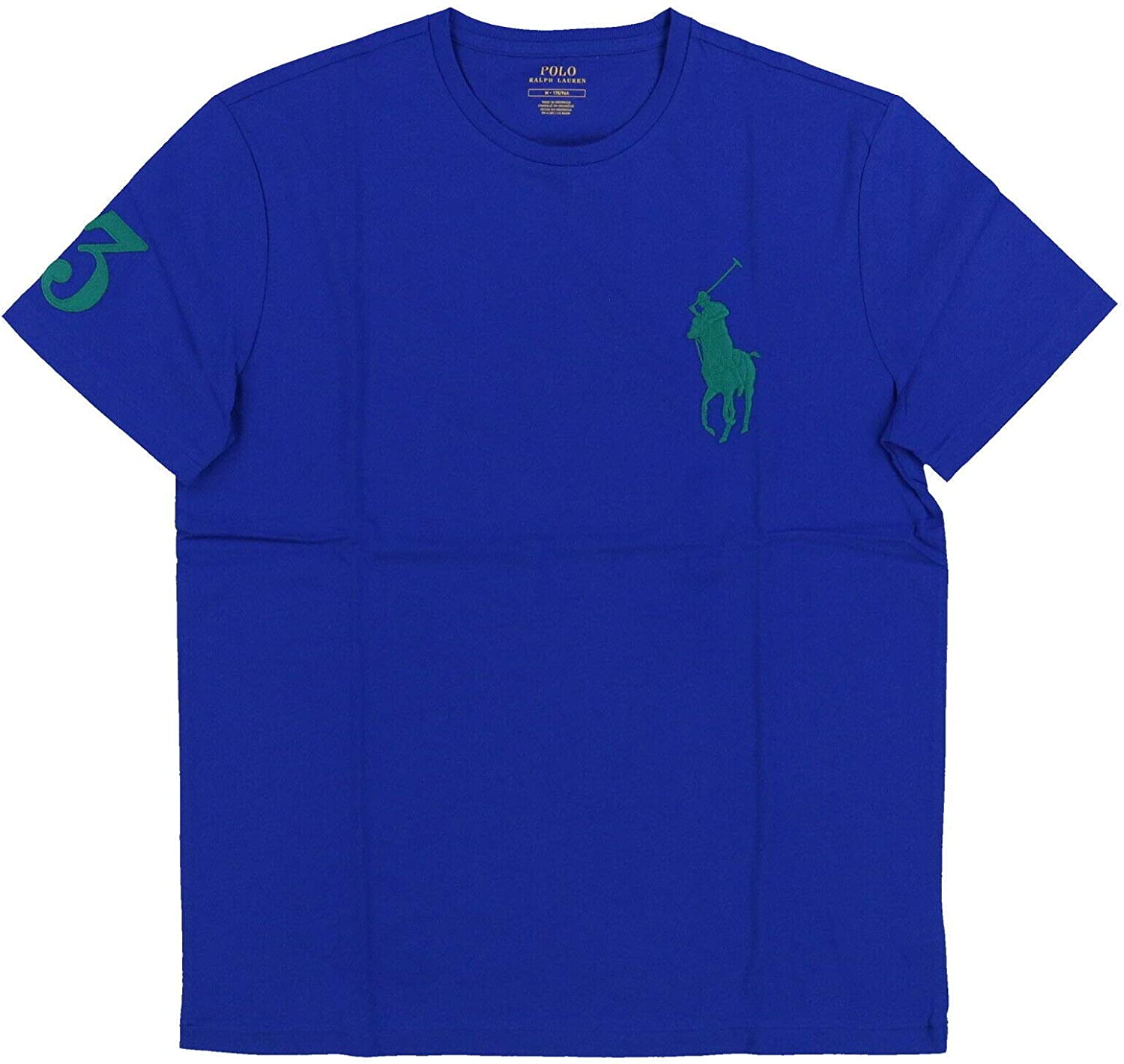 Polo Ralph Lauren Big Pony Crew Neck T-Shirt