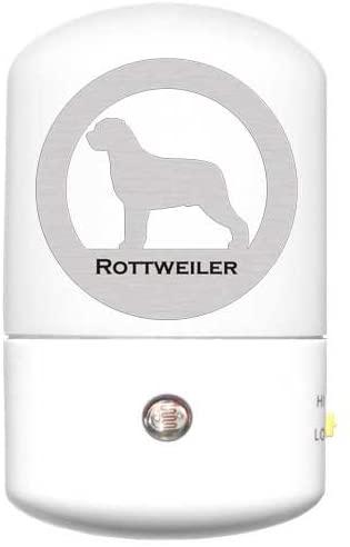 Rottweiler LED Night Light