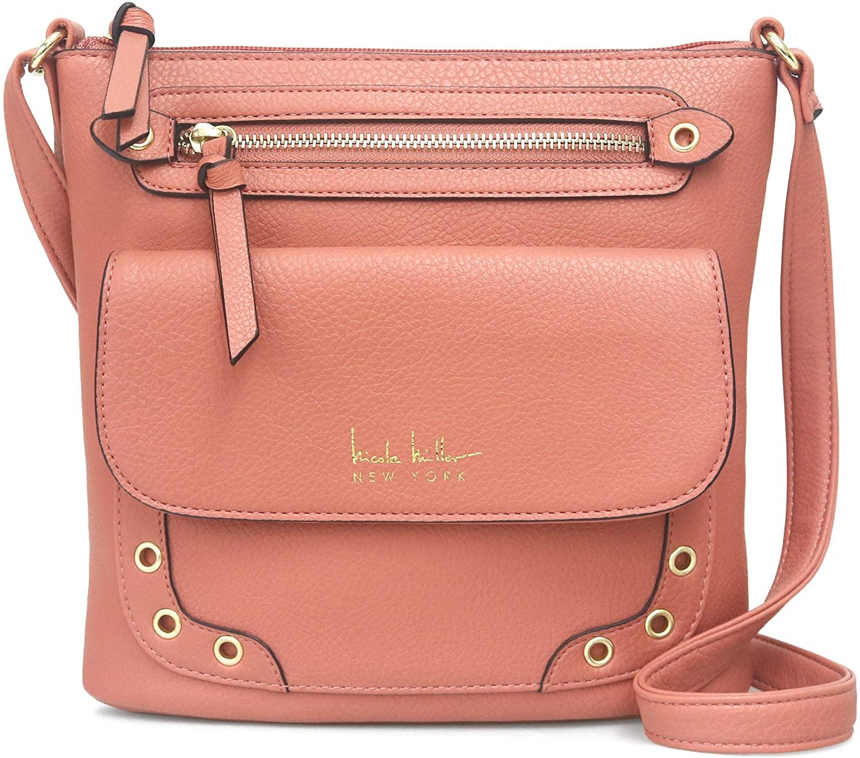 Nicole Miller Handbags Katie Medium Crossbody