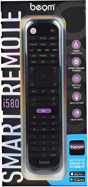 Beam i580 Universal Smart Remote Control