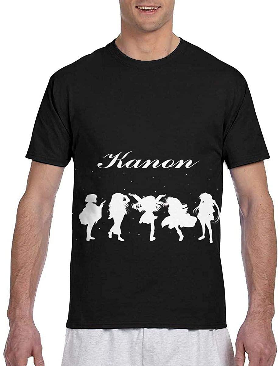 xiaojun Anime Waifu Inspired Graphic Short Sleeve T Shirts for Men
