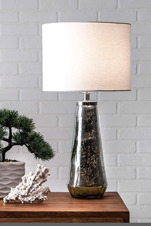 nuLOOM Home SHT05AA Dayton Table Lamp, 12