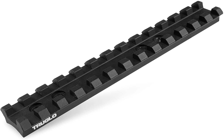 TRUGLO TG8941A x 40mm for Picatinny/Weaver Remington 870/1100/11-87 & Versa Max Black Scope Base