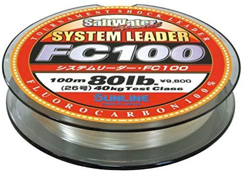 Sunline System Leader FC100 Fluorocarbon