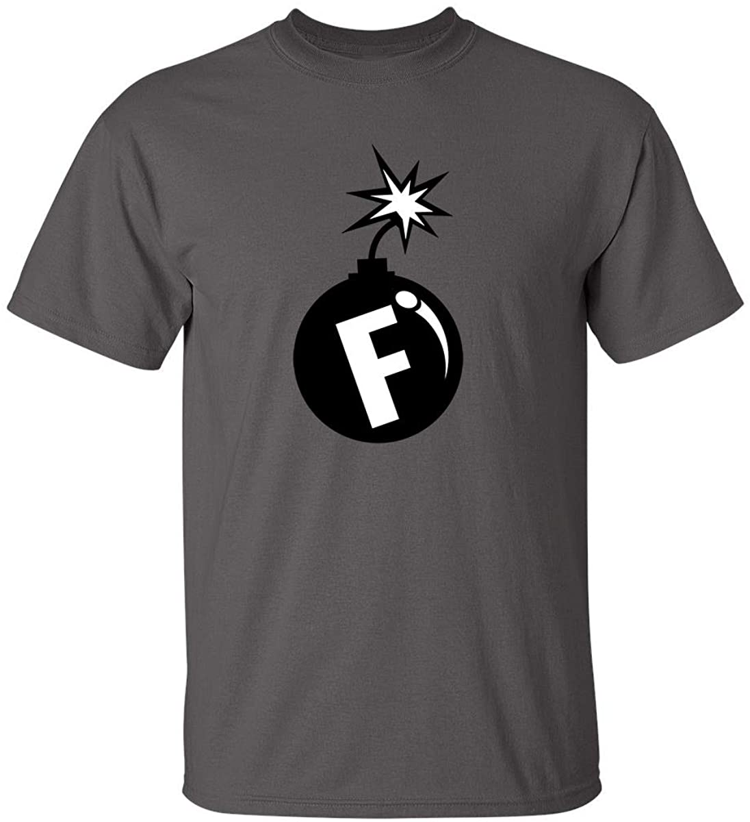 F Bomb Adult Humor Mens Offensive Graphic Novelty Sarcastic Funny T Shirt