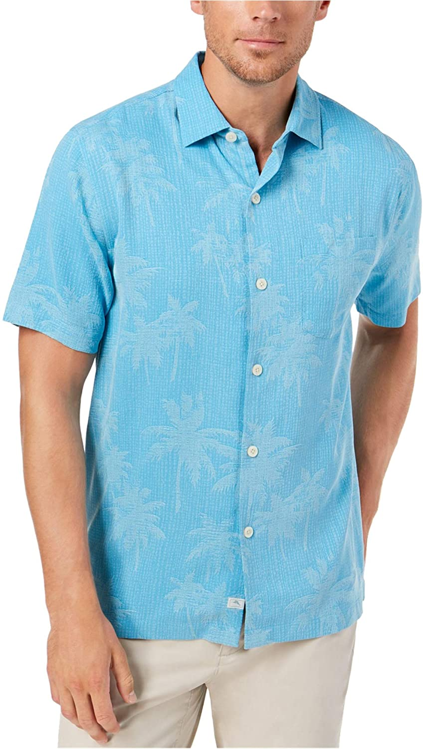 Tommy Bahama Mens Palm Button Up Shirt