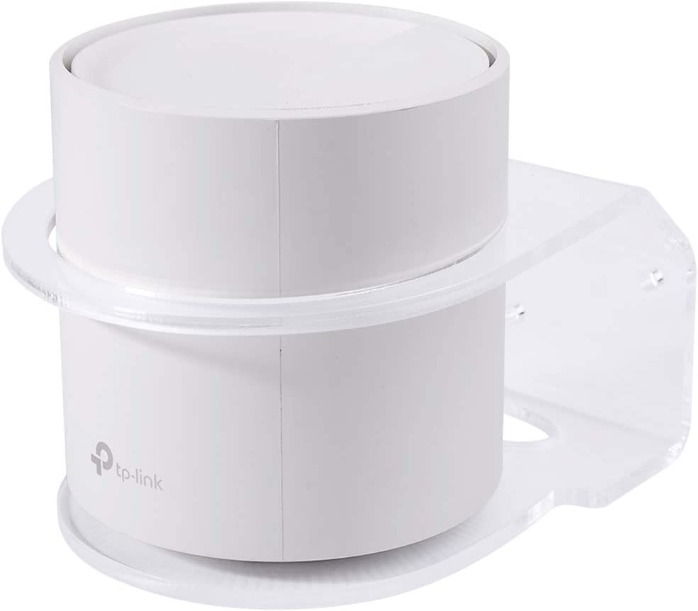 Aobelieve Acrylic Wall Mount for TP-Link Deco X20 and Deco X60