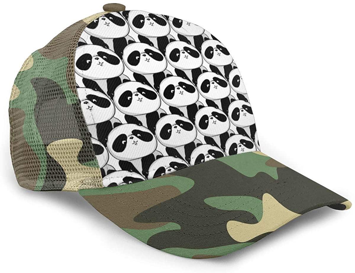 Baseball Cap Men Women - Classic Adjustable Hat - Cute Weed Marijuana Leaf Seamless Pattern