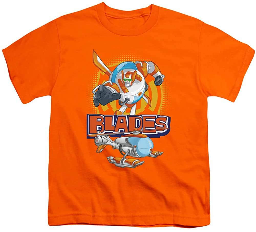 Transformers Kids T-Shirt Blades Orange Tee