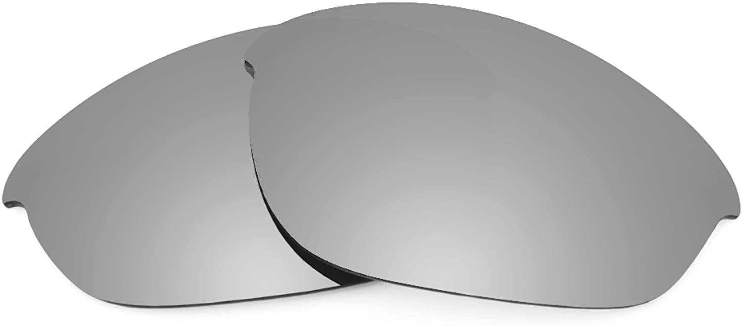 Revant Replacement Lenses for Oakley Half Jacket - Compatible with Oakley Half Jacket Sunglasses