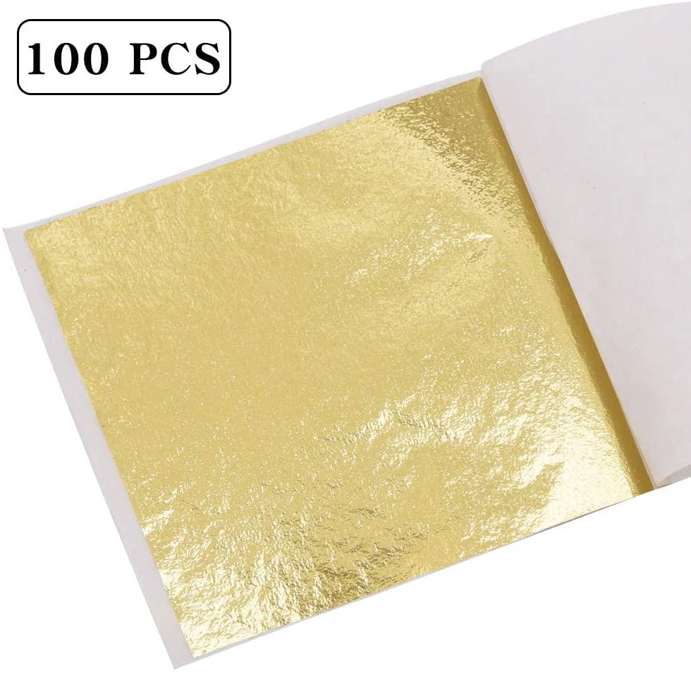 KINNO Gold Leaf Sheets, 3.15