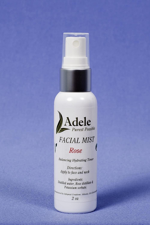 Rose Facial Mist Alcohol Free
