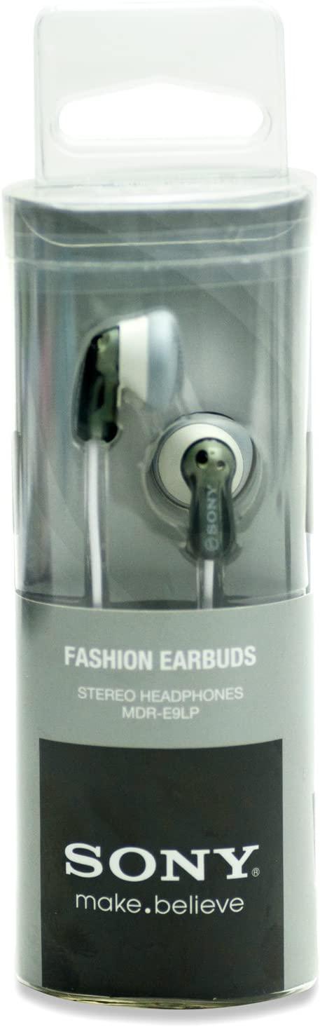 Sony MDR-E9LP Grey Earbud Headphones