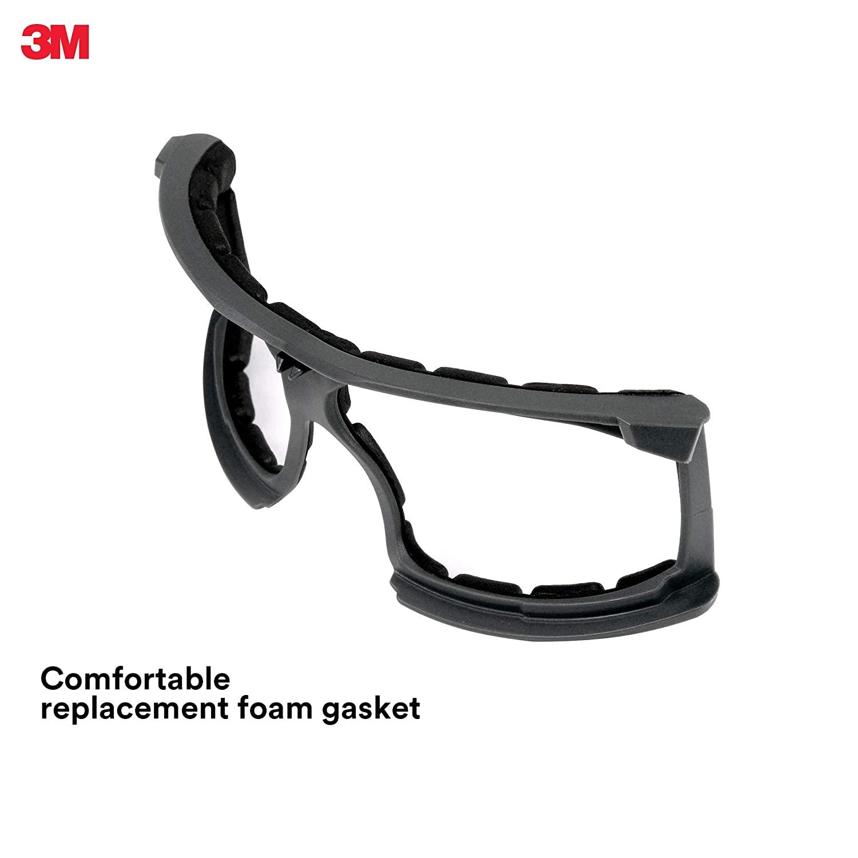 3M SecureFit SF600FI, Replacement Foam Gasket, 20/bag