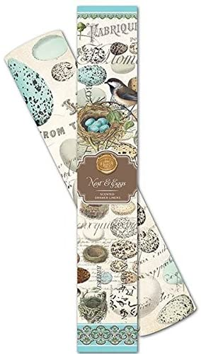 Michel Design Works Scented Drawer Liners, Nest & Eggs