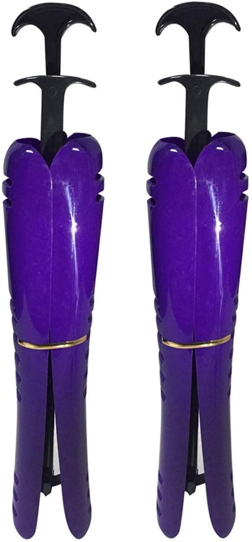 NewFerU Boot Tree Shaft Shaper Stand Holder Adjustable Support Form Insert Straight Up Keeper Top Calf Stretcher Organizer Hanger for Women Men Kids Cowboy Knee High Tall Shoes (L 16.5