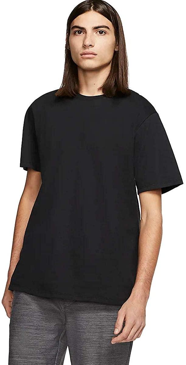 Hurley Premium Staple SS T-Shirt - Black