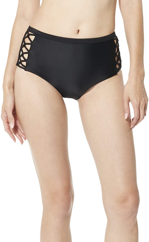 Speedo Womens Swimsuit Bottom Bikini Alma High Waist