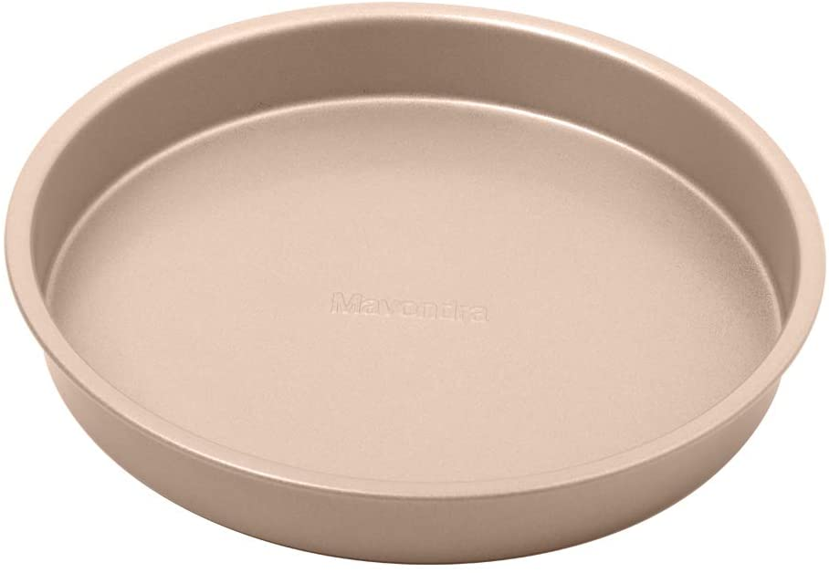 Nonstick Round cake pans sets for baking (8 inch round)