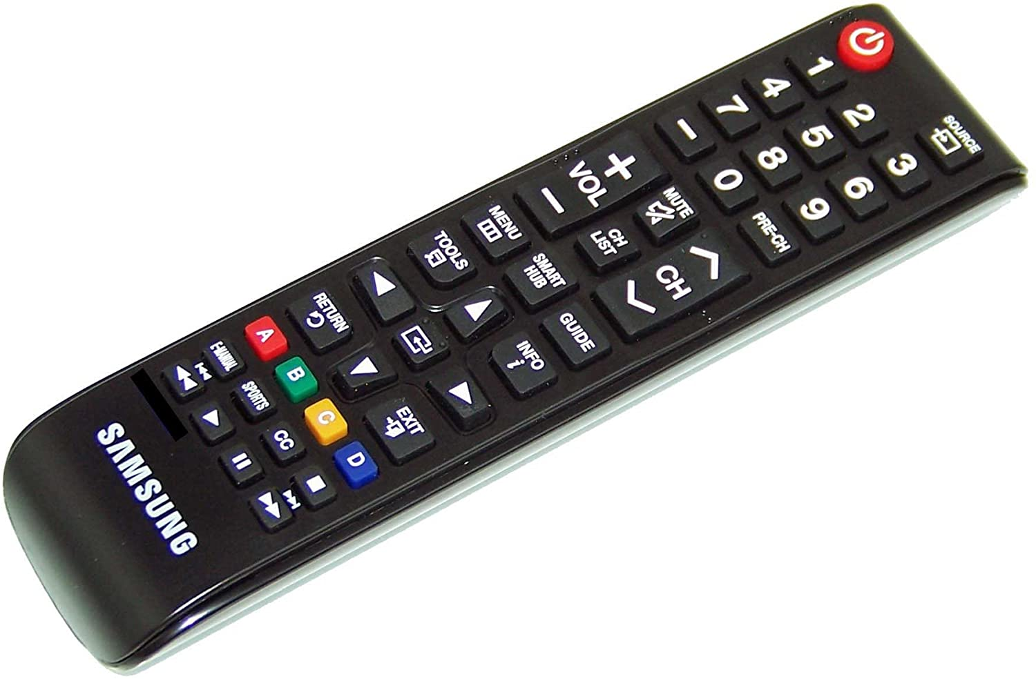 OEM Samsung Remote Control Specifically for Samsung UN19F4000BF, UN60EH6050, UN60EH6050FXZA, UN32F5050, UN32F5050AF, UN29F4000AF