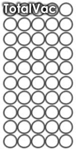 Eureka Sanitaire Vacuum Cleaner Belts - Genuine - 50 Belts