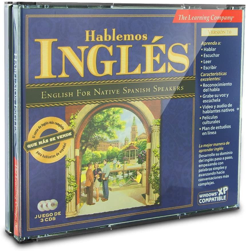Hablemos Inglés 7.0: English For Native Spanish Speakers