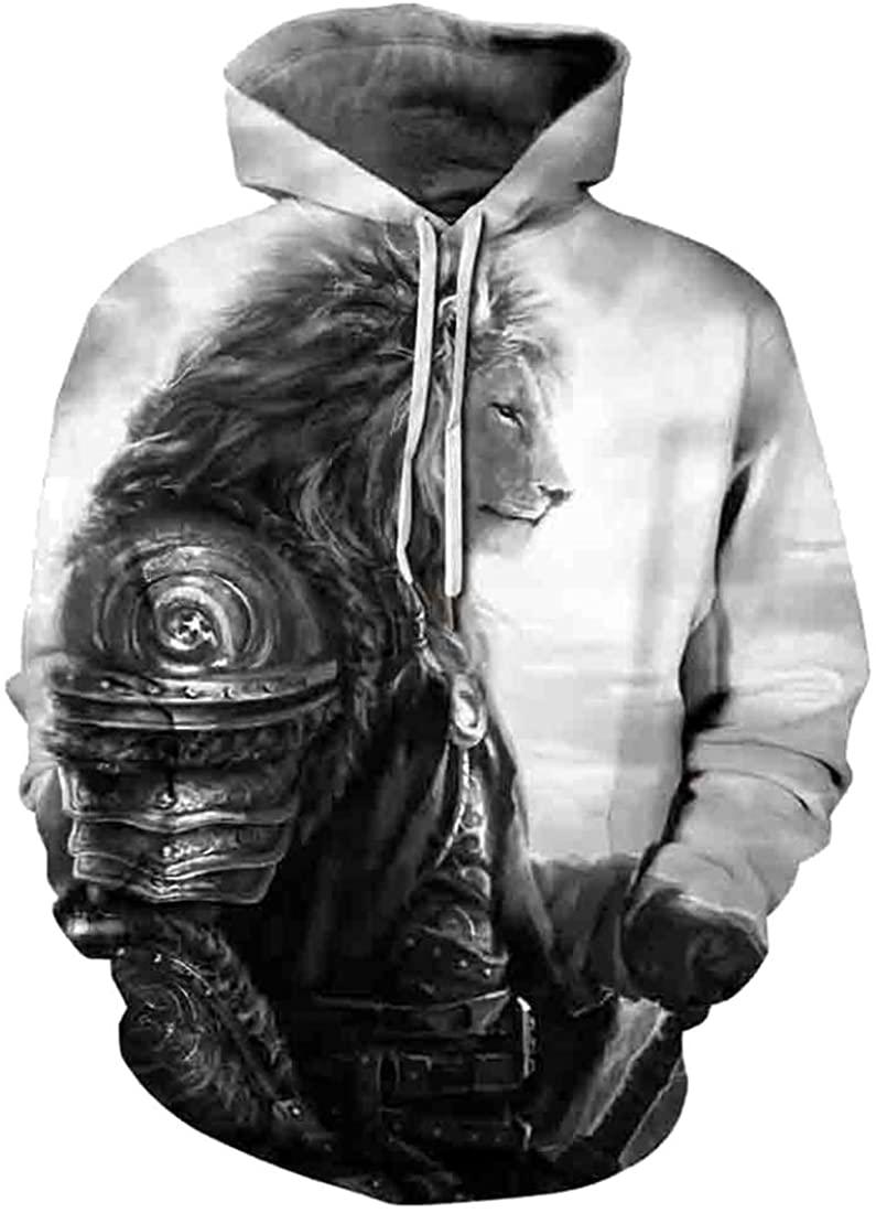 Azuki Unisex 3D Print Favorable Comment Hoodie Sweatshirt