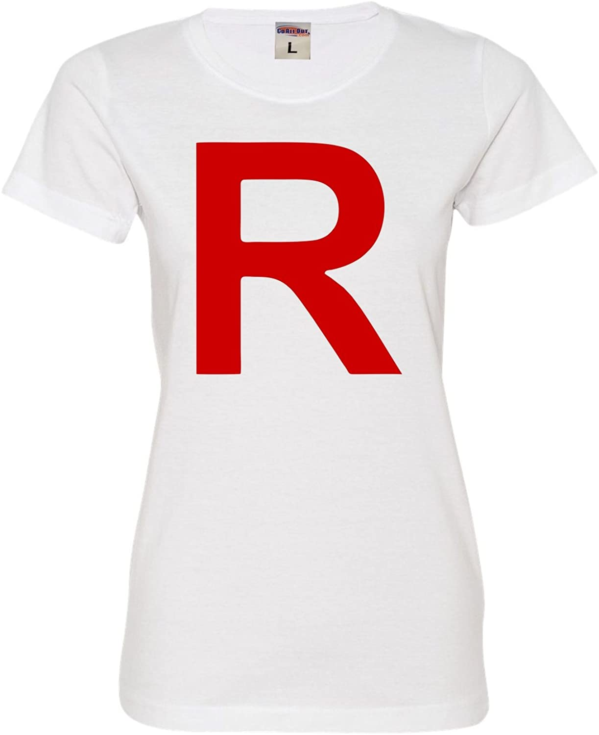 Go All Out Womens Team Rocket Deluxe Soft T-Shirt