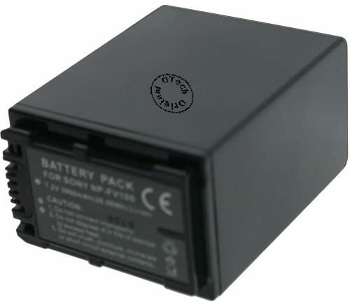 Otech Battery Compatible for Sony HANDYCAM NEX-VG30