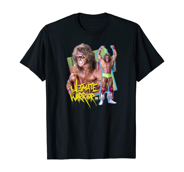 WWE Ultimate Warrior T-Shirt