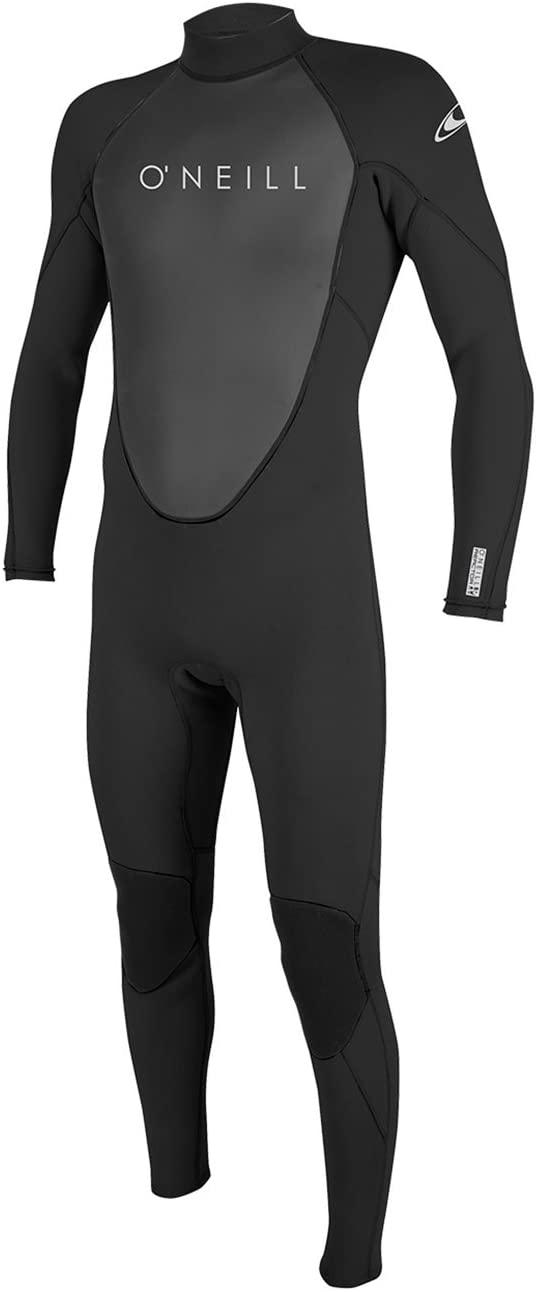 ONeill Reactor 2 Mens 3/2mm Full Wetsuit 3XLT Black (5040)