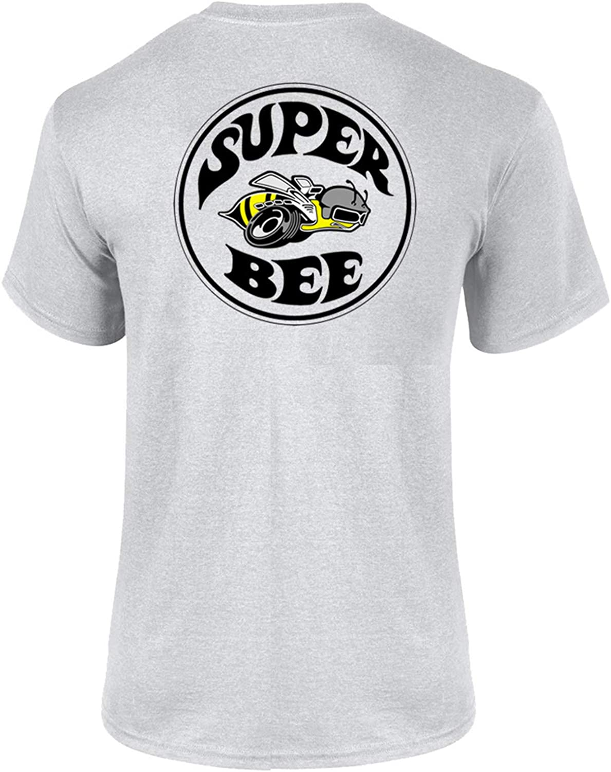 Dodge Tee Shirt Super Bee Lightgrey