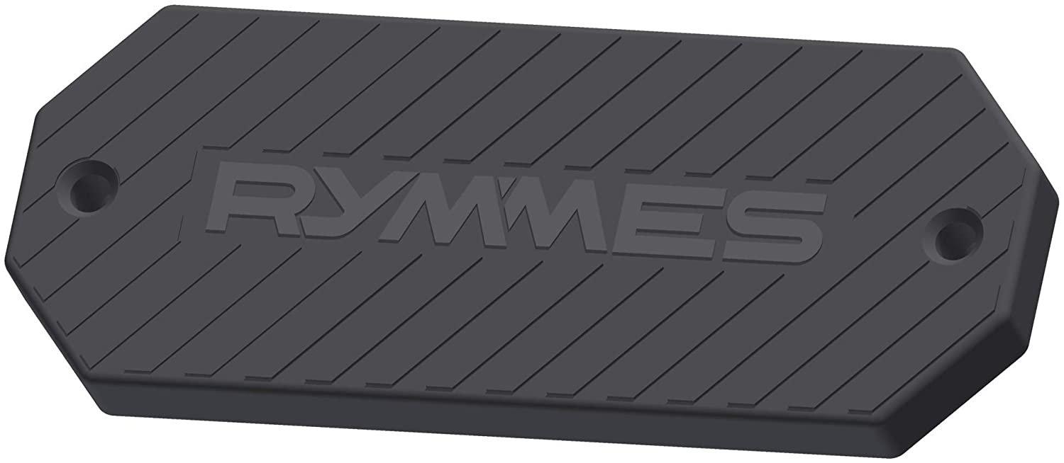 RYMMES Gun Magnet Mount Holder (45 lbs Rated) - Magnetic Holster for Handgun, Rifle, Pistol, Revolver, Shotgun, Airsoft, Magazines - Concealed Your Firearm on Car, Truck, Wall, Safe, Desk, Vehicle