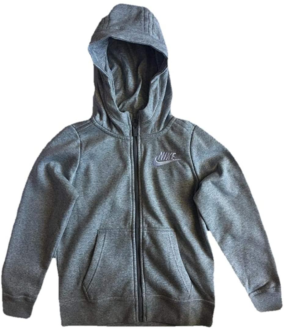 Nike Girls Fleece Lined Full Zip Hoodie
