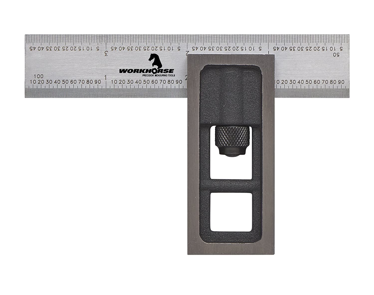 WORKHORSE 3049.25014658 Certified Precision Double Square, 4