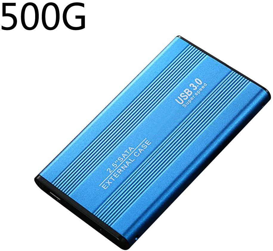 2.5inch 500GB 1TB 2TB External High Speed Hard Drive Mobile USB3.0 SATA3.0 Disk