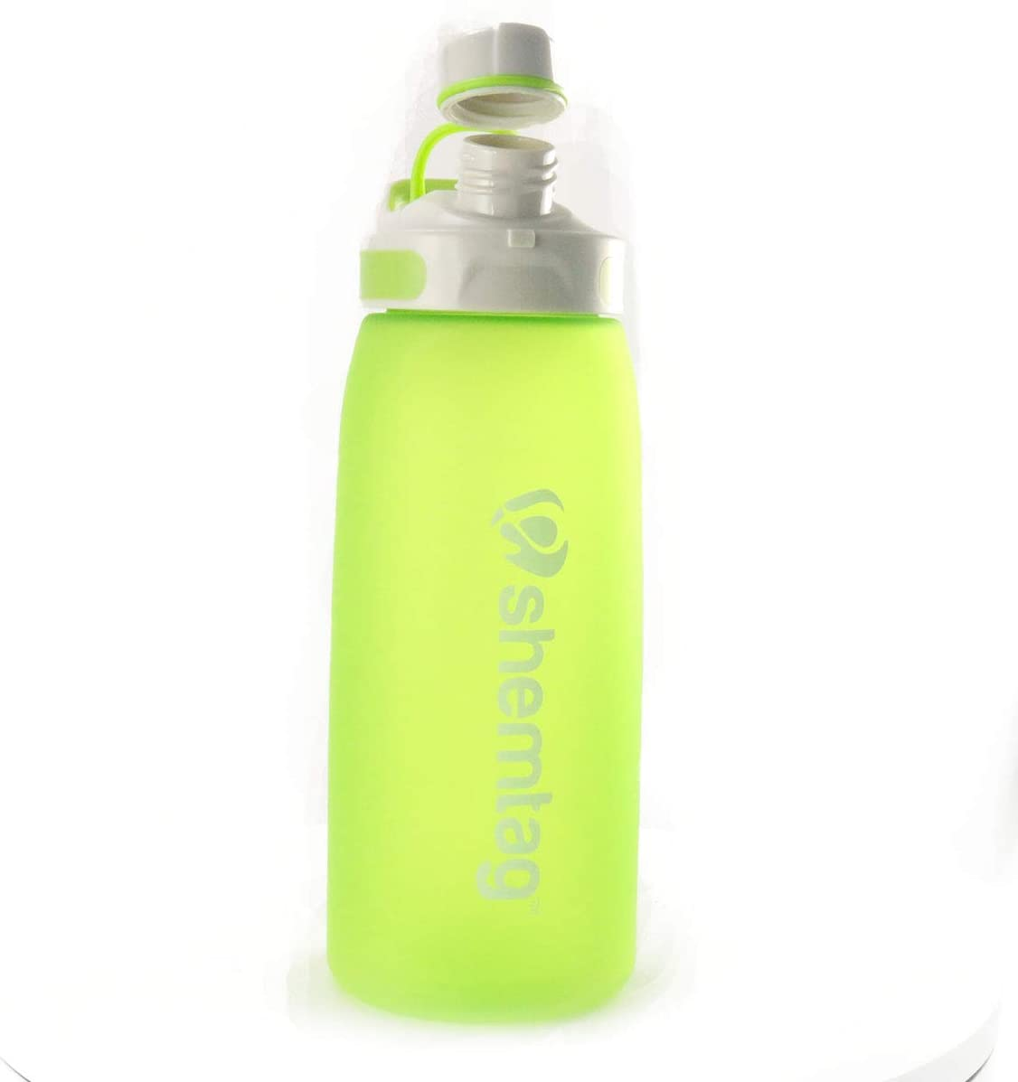 Shemtag Tritan Water Bottle 30oz - 900ml, with Screw Cap BPA-Free for Sports & Camping, Your Lifestyle Tritan Drinking Bottle