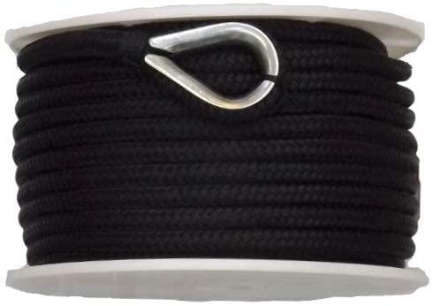 USR Rope Nylon Double Braided Anchor Line 5/8