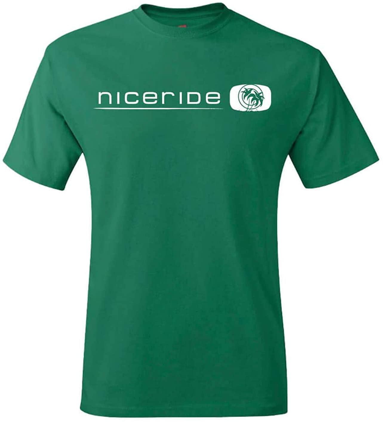 NICERIDE Above The Line - Men's T-Shirt