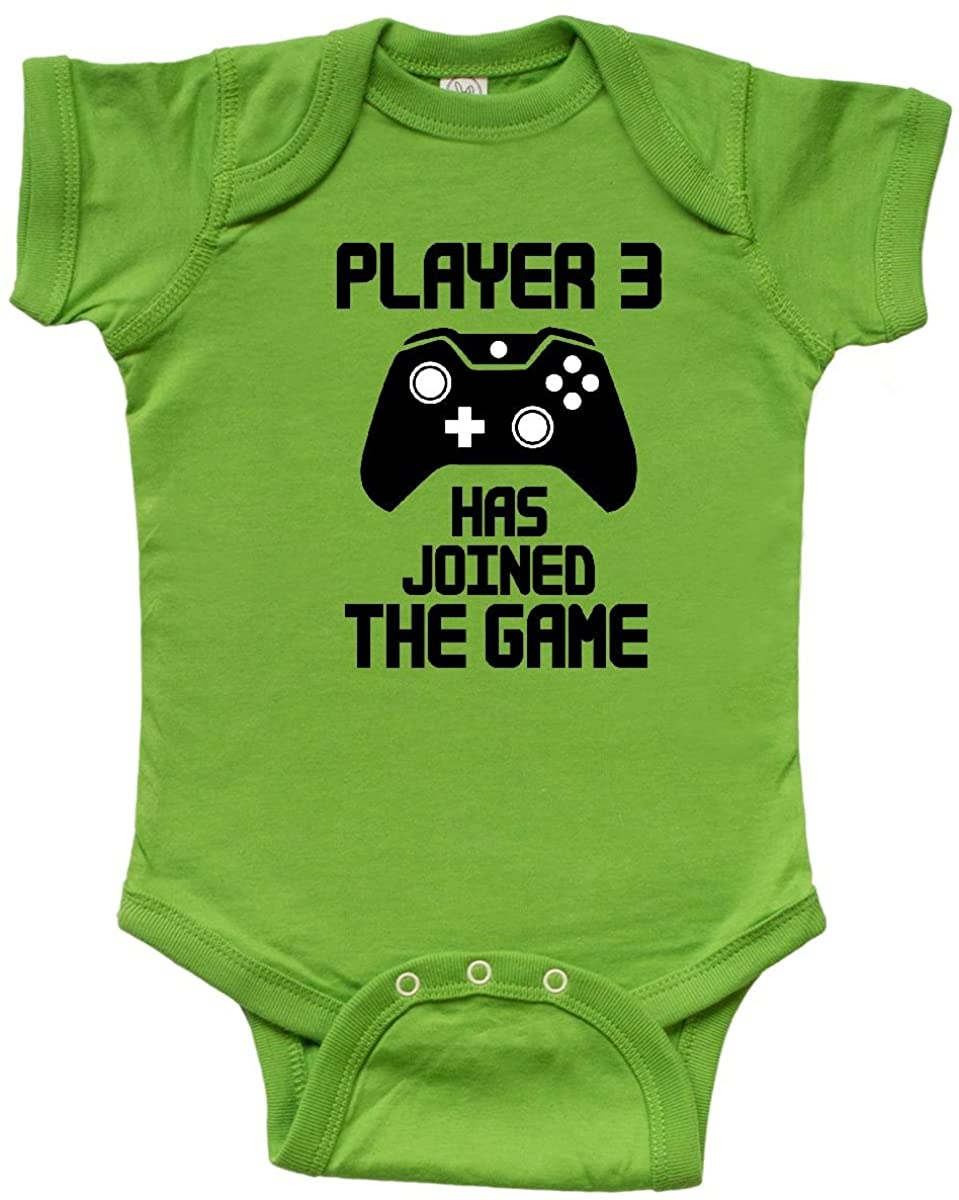 inktastic Player 3 Has Joined The Game Infant Creeper