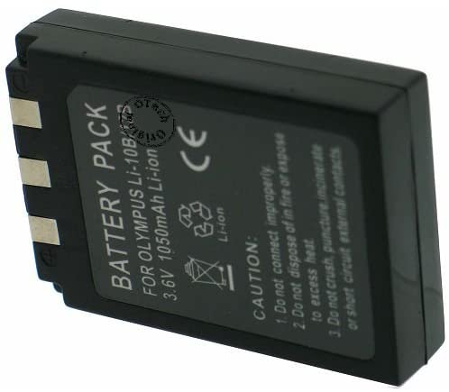 Otech Battery Compatible for Olympus CAMEDIA C-770 Zoom