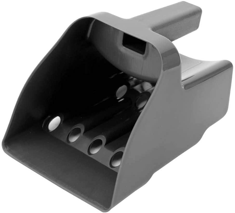 Metal Detecting Bucket, KKmoon Professional Metal Detecting Bucket Sand Shovel Stone Scoop for Metal Detector Accessories