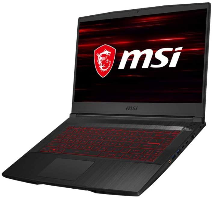 CUK MSI GF65 Thin Gaming Laptop (Intel i7-9750H, 32GB RAM, 1TB NVMe SSD, NVIDIA GeForce GTX 1660 Ti 6GB, 15.6 FHD 120Hz IPS-Level, Windows 10 Home) Gamer Notebook Computer