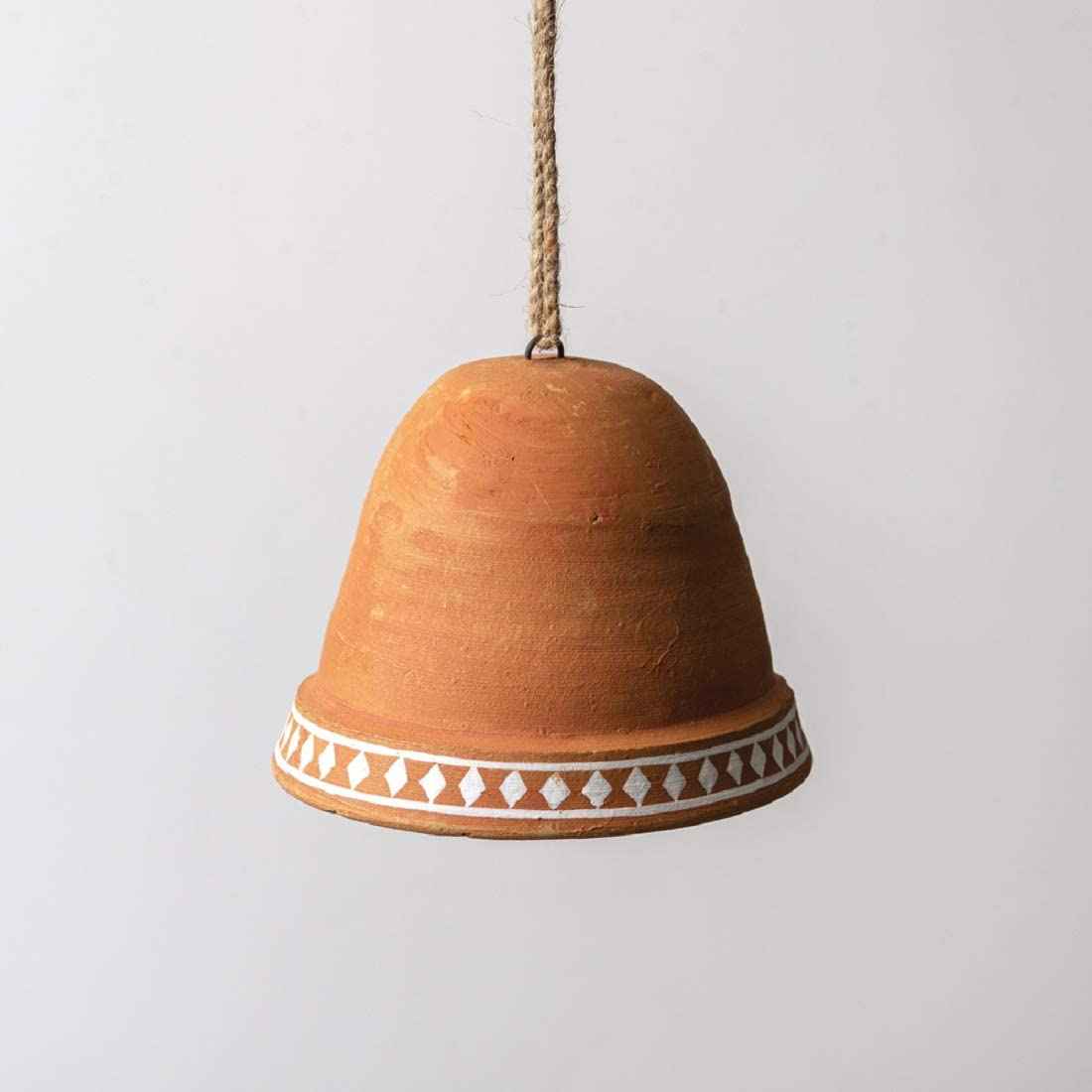 CTW Home Collection 460252 Dome Terra Cotta Bell